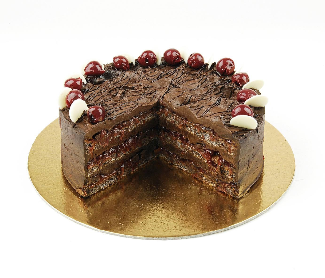 Paleo Károlyi meggykrém torta