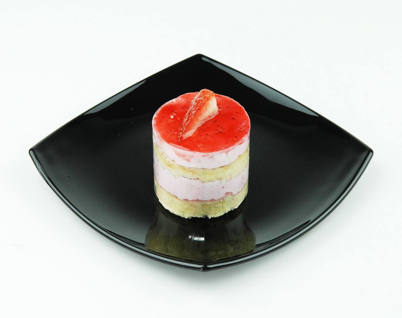 Epres extra mini mousse torta