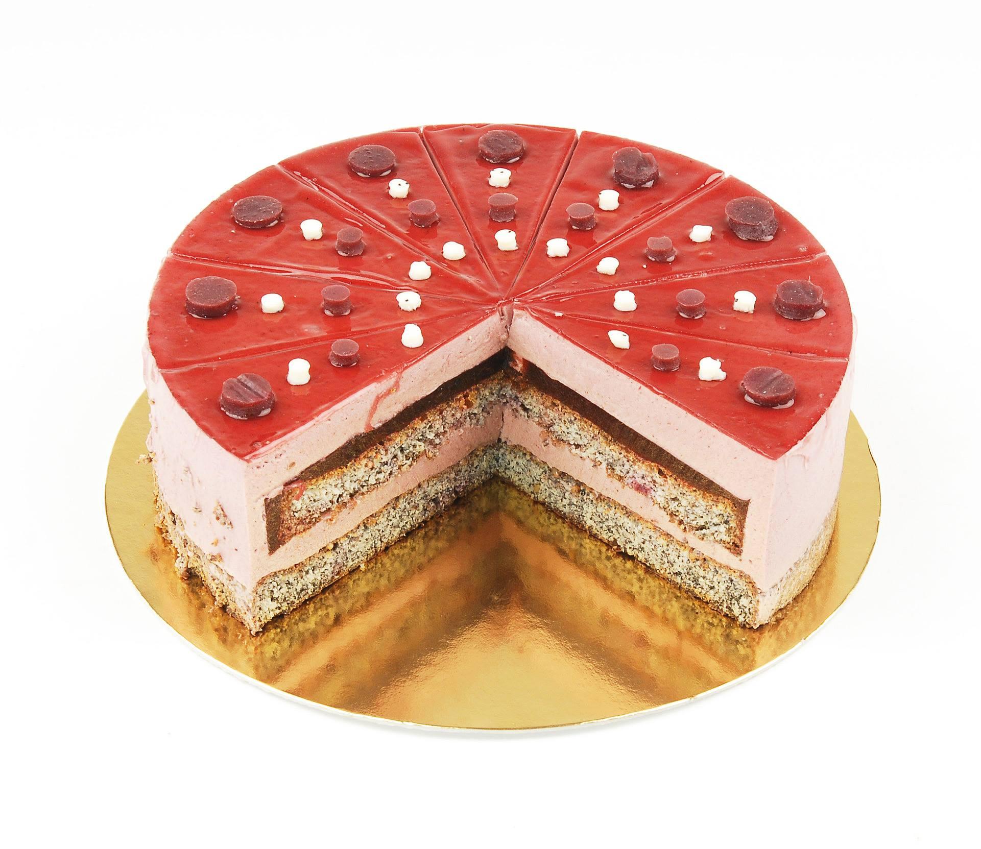 Pöttyös Panni torta