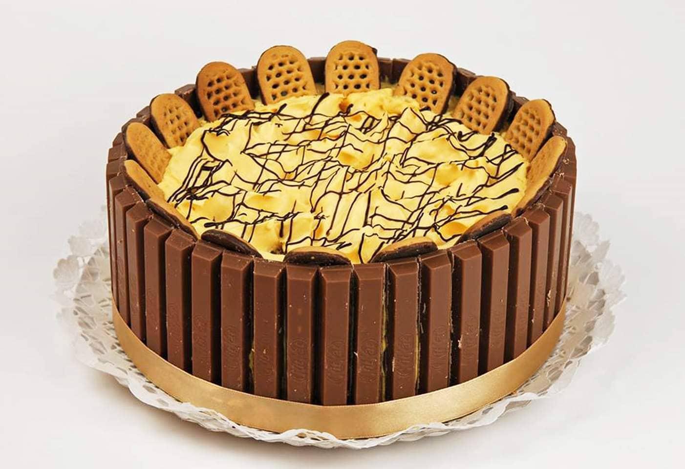 Kit-Kat torta