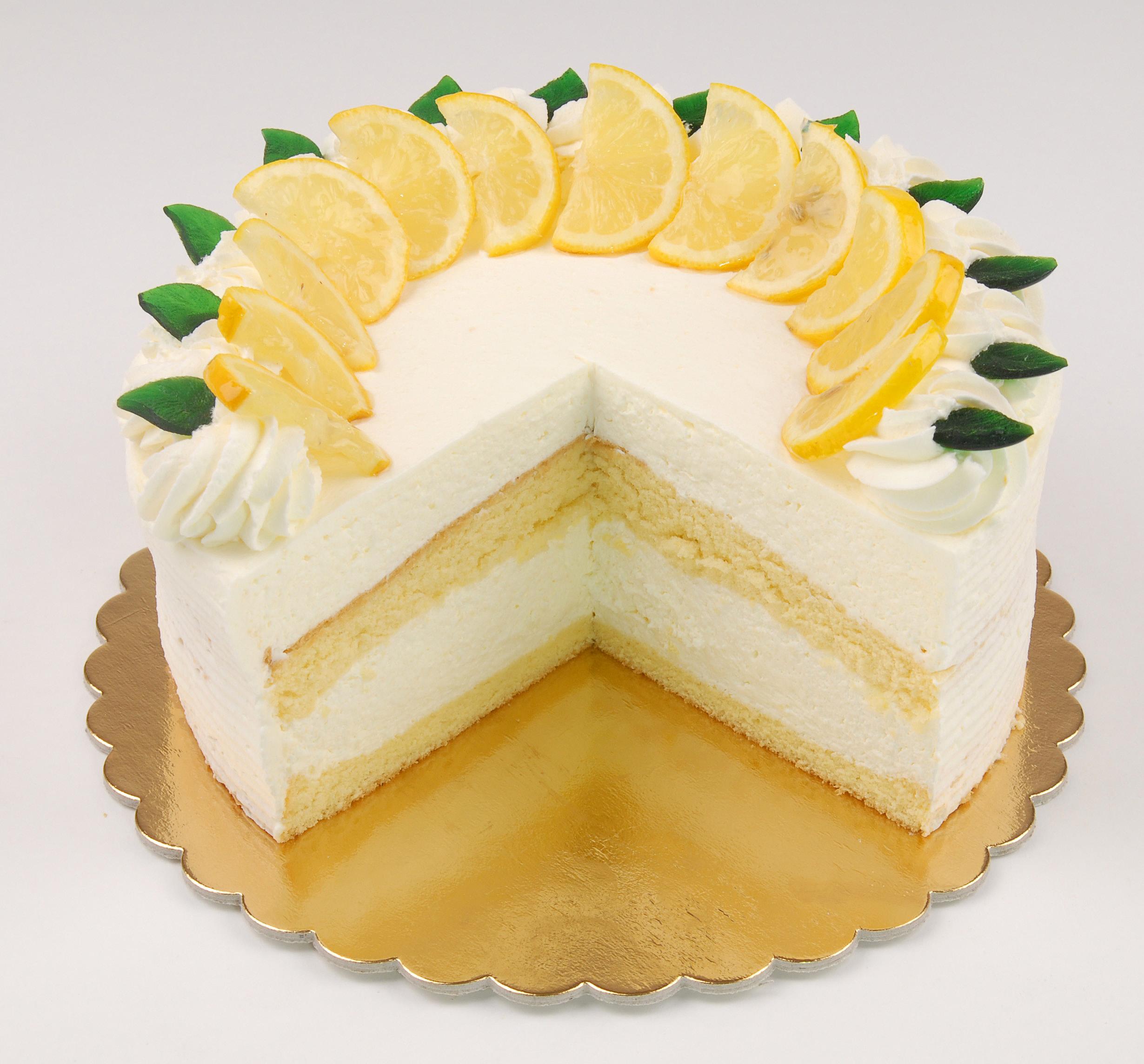 Diabella citrom torta