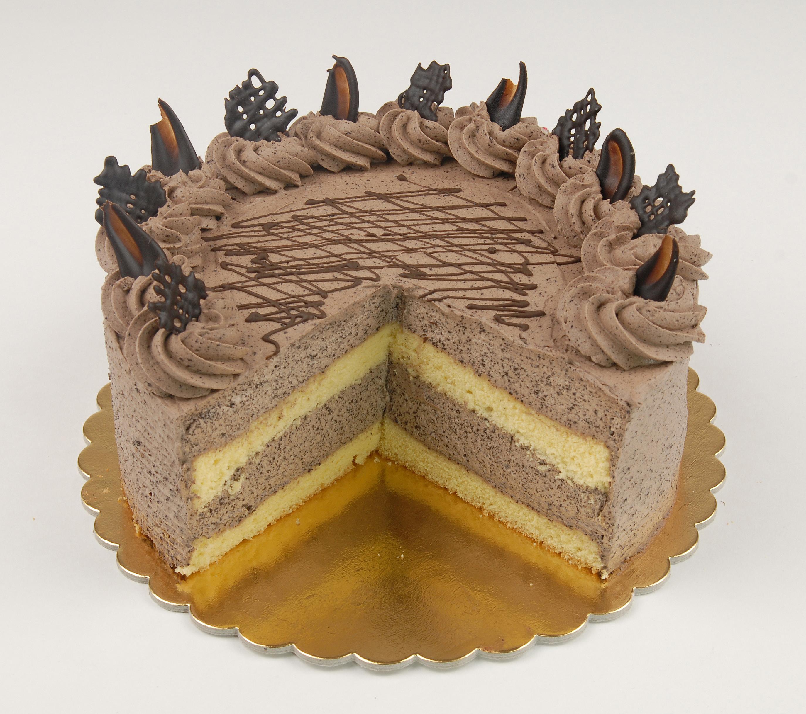 Diabella csokoládé torta