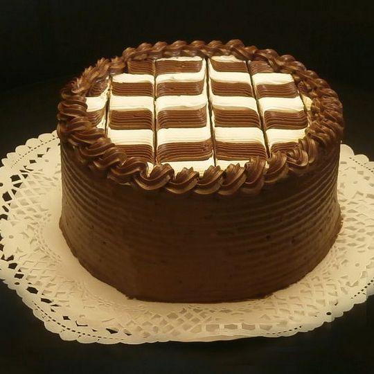 Extra Zsúr torta