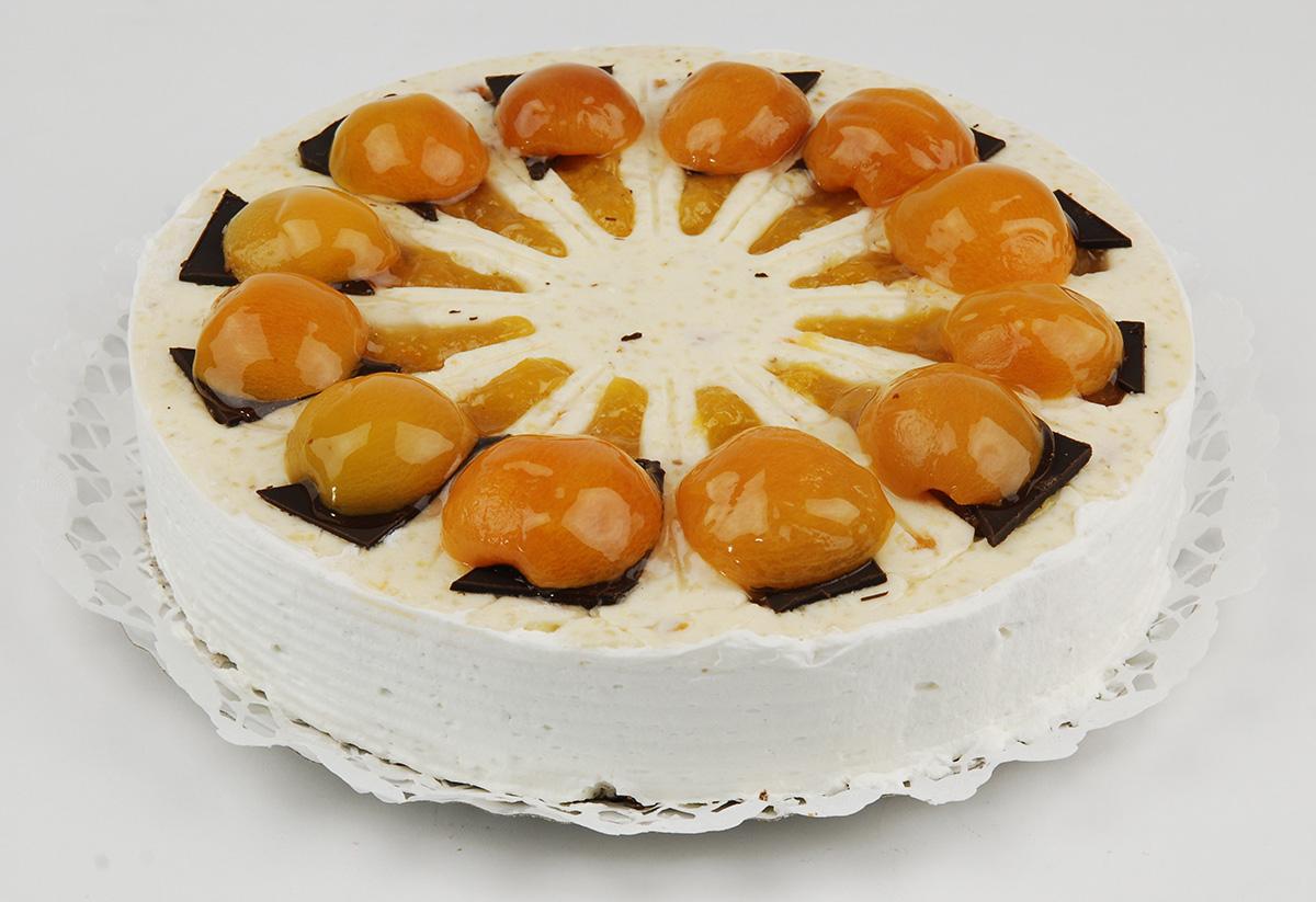 Sárgabarackos-koles-torta