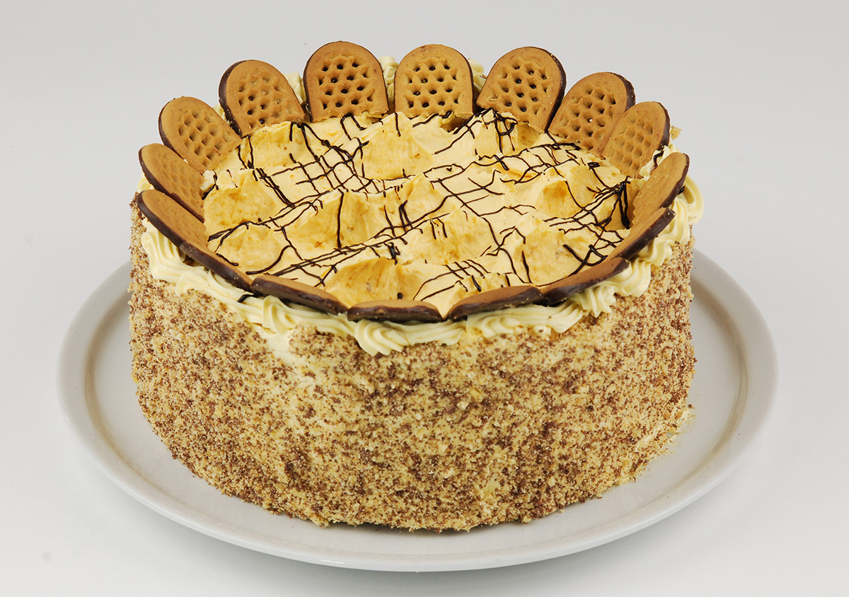 Csokis-keksz-torta