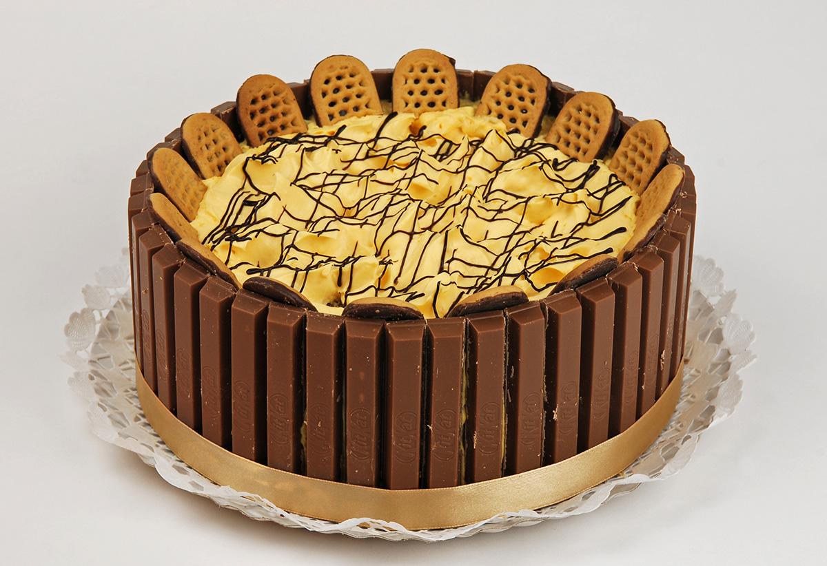 Kit-kat-torta