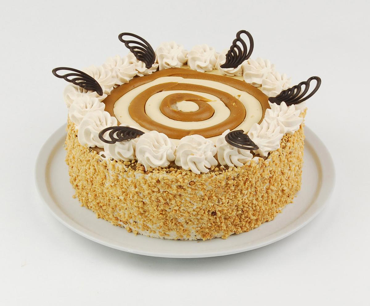 Toffifee-torta