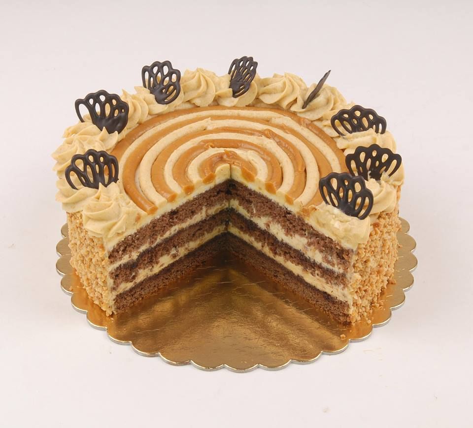 Toffiffee-torta