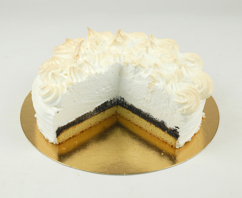 Habos-mákos-torta
